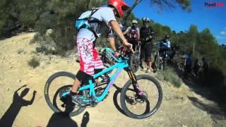 Vídeo recuerdo Curso Enduro MTB Mallorca NOV 15