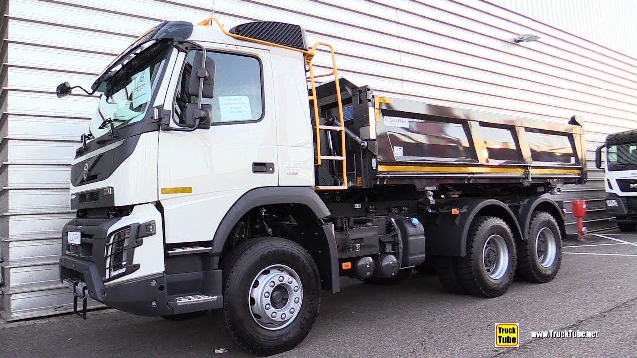 2020 Volvo Fmx 460 Euro6 Dump Truck Exterior Walkaround Youtube