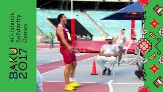 Athletics | Men's Javelin Throw | 19 May