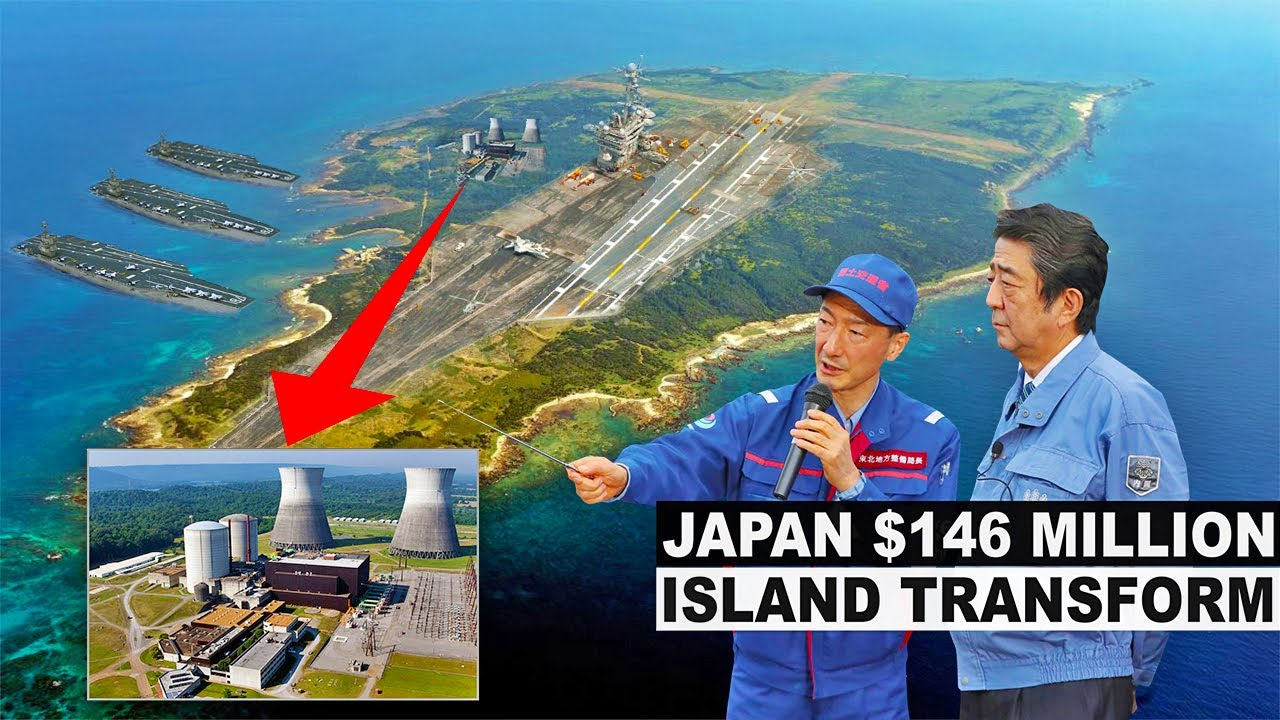 China Sea Latest News: Japan Transforms $146 Million Island into Unsinkable US Aircraft Carrier