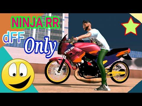 Full Download] Motor Ninja Rr Keren Dff Only Gta Sa Android