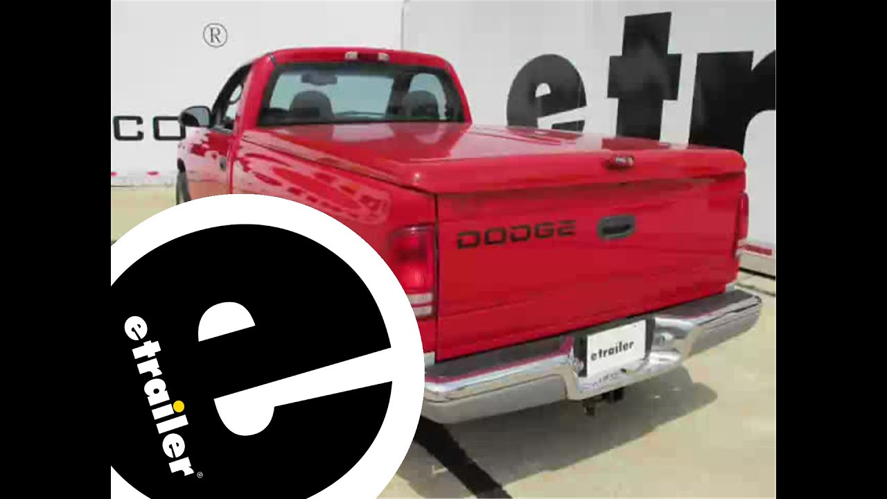 Install Trailer Wiring 2001 Dodge Dakota 118329 Etrailercom Youtube Engine Diagram