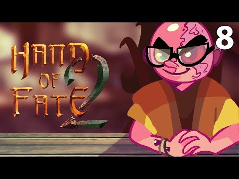Hand of Fate 2 - Northernlion Plays - The Lovers [Episode 8]
