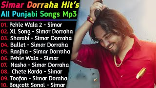 Simar Dorraha New Song 2021 | New All Punjabi Jukebox 2021 | Simar Dorraha New All Punjabi Song 2021