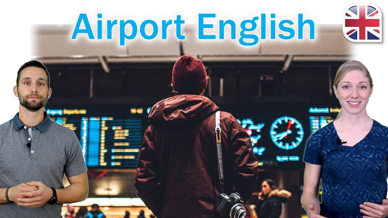 Travel English: Conversations in the Airport – Espresso ...