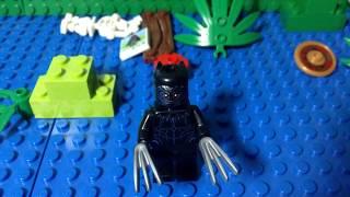 Lego Black Panther  Short Movie