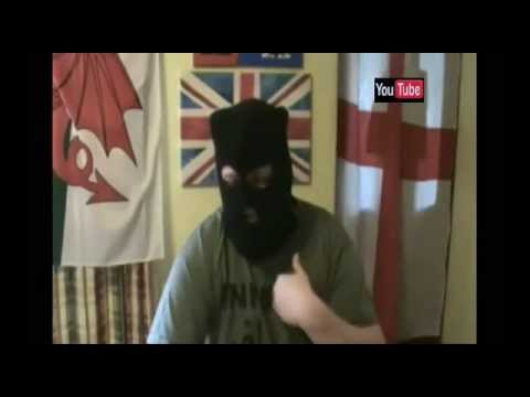 Welsh Defence League - Neo Nazis, chavs, wannabes & wierdos