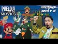 Super Mario Bros Super Show: Koopenstein & Mario World: Ghosts 'R' Us - Phelous