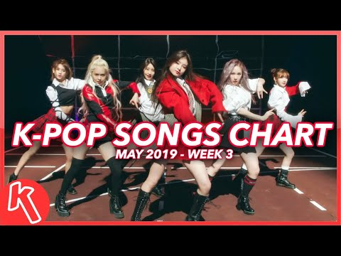 TOP 100 K-POP SONGS CHART  MAY 2019 WEEK 3