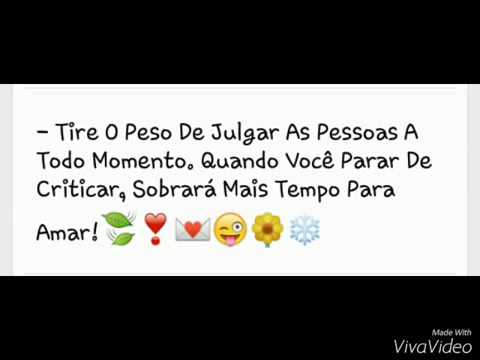 Frases Para Status Do Whatsapp Youtube