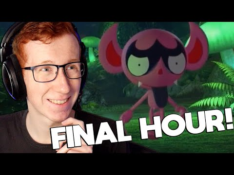 THE FINAL HOUR of the Pokemon Sword & Shield 24 Hour Stream!