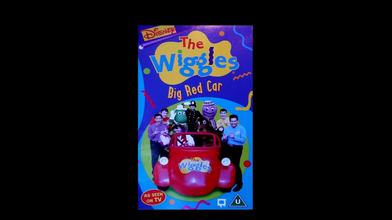 Wiggles Music Videos Big Red Car 42