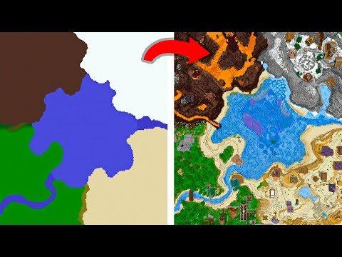 Я дал 140 Игрокам сервер что бы построить Свой майнкрафт мир #4