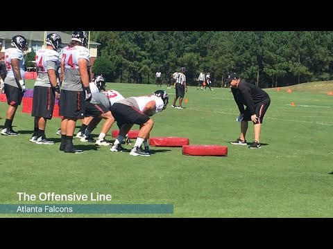 VIDEO: Ty Sambrailo on replacing Ryan Schraeder at right tackle