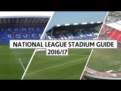 Vanarama National League Stadiums 2016/17 | Non League YT