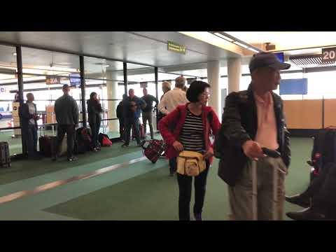 Salida hacia Punta Arenas con LATAM