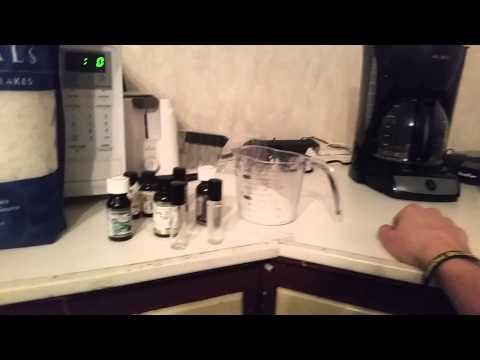 Homemade Magnesium Carrier Oil Recipe For Headache