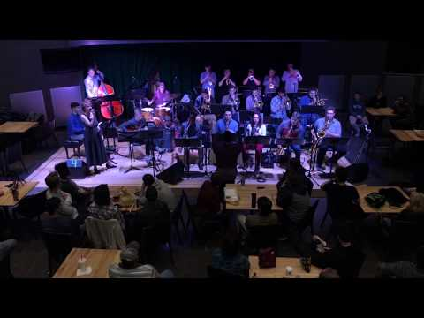 The Three O'Clock Lab Band Set at UNT Union Syndicate (2.8.18)