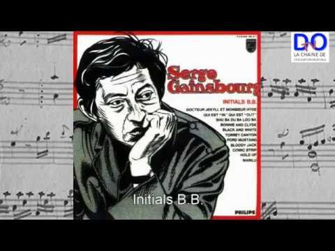 métissage: Gainsbourg et la musique classique