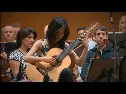 Kaori Muraji - 村治佳織 - Concierto de Aranjuez