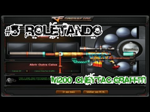 #5 Roletando M200 CheyTac-Graffiti
