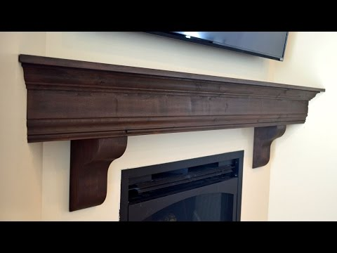 DIY Fireplace Mantel Shelf<a href='/yt-w/DUrOKPD8-rs/diy-fireplace-mantel-shelf.html' target='_blank' title='Play' onclick='reloadPage();'>   <span class='button' style='color: #fff'> Watch Video</a></span>