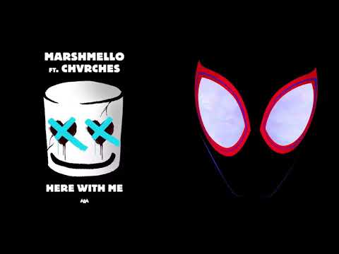 Here With Sunflowers (Mashup) - Marshmello Ft. CHVRCHES & Post Malone & Swae Lee