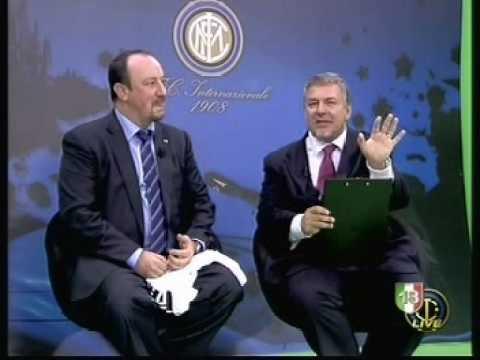 Scarpini intervista benitez youtube for Intervista benitez
