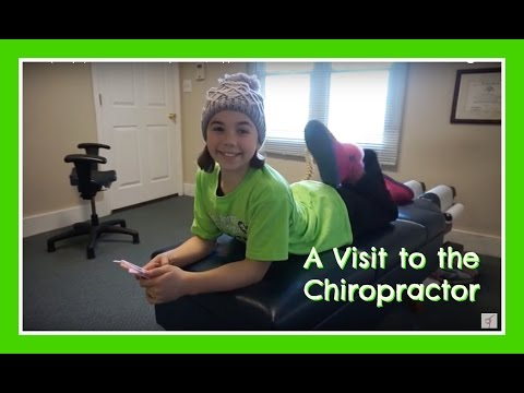 Final (I Hope) Visit to the Chiropractor | Flippin' Katie