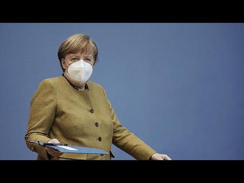 "Меркель: ""Вирус-мутант —"