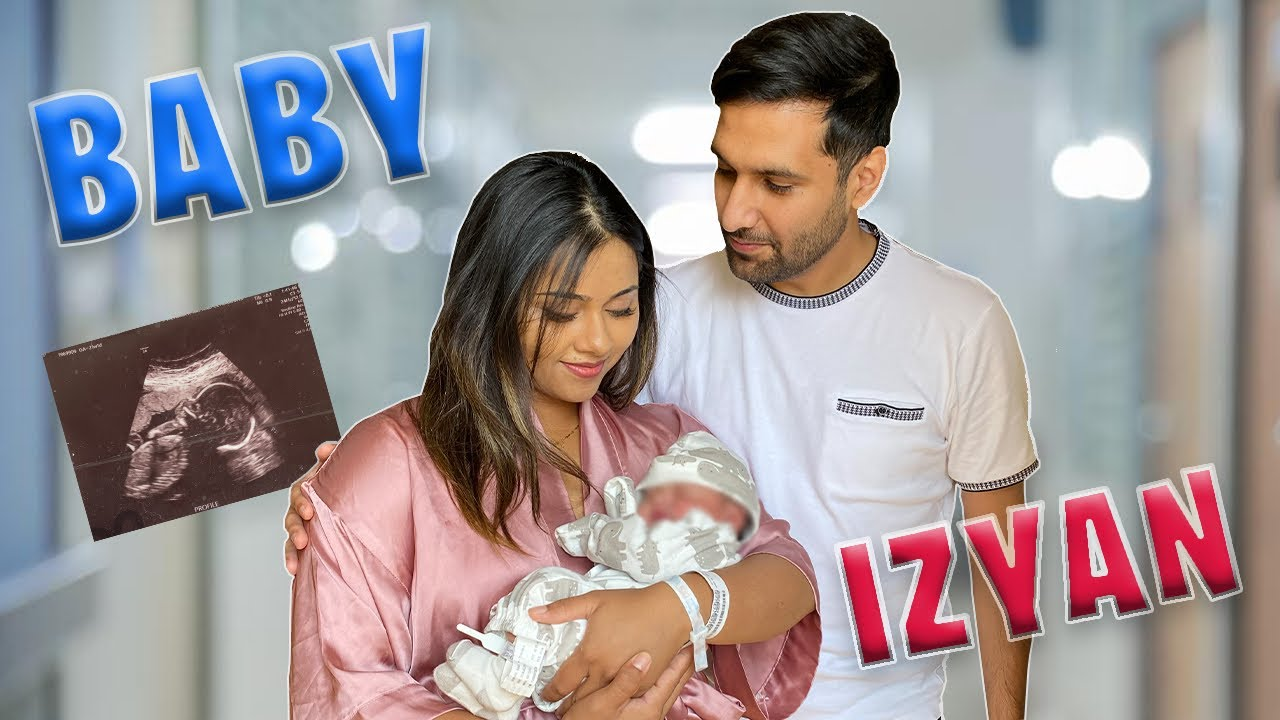 OUR BABY BOY IS HERE!