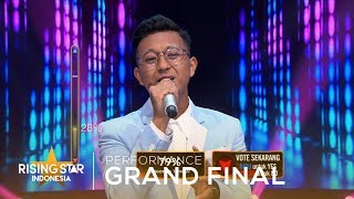 Igan Andhika When I Was Your Man Grand Final Rising Star Indonesia 2019 MP3
