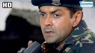 Repeat youtube video Tango Charlie - Drama - Action Scene - Bobby Deol - Tango Charlie Shows His Humane Side