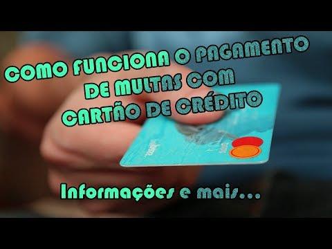 COMO PAGAR MULTAS COM CARTÃO DE CRÉDITO   Como Fazer Fácil