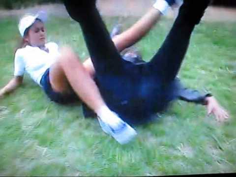 Femdom female fighting
