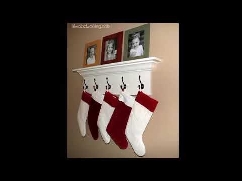 shelf-with-hooks---decorative-shelf-with-hooks- -modern-wooden-&-metal-shelves-best-pics