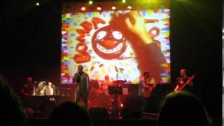 La bomba loca - Gustavo Cordera y Kevin Johansen + Liniers, Stgo. Chile 15/08/2014
