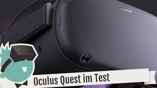 Oculus Quest Review - Die beste VR-Brille des Jahres?