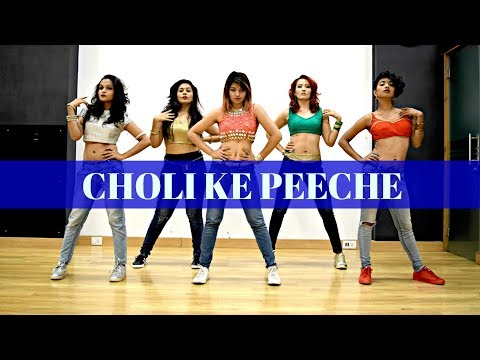 CHOLI KE PEECHE | The BOM Squad | Virali Parekh Choregraphy