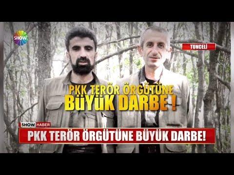 PKK terör örgütüne büyük darbe!