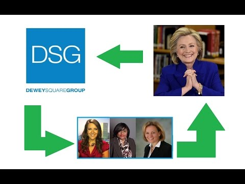 Superdelegates and Lobbyists: Dewey Square Group