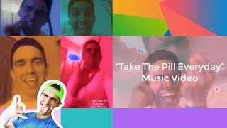 #Pharma Medication #Adherence Struggles Are Real - Take The Pill Everyday Song Music Video