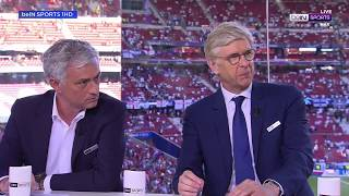 Wenger & Mourinho: Poch had lots of talks with his pillow before dropping Moura