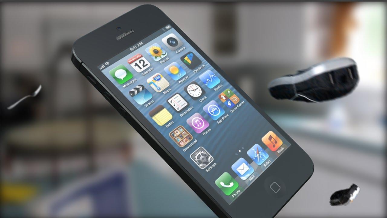 Hidden iPhone 5 Setting - YouTube