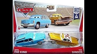 The whole Disney Cars 2013 Piston cup diecast series ranked worst to best-part 1
