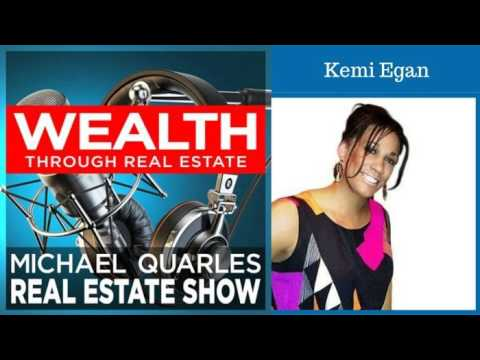 From Broke to Millions with Kemi Egan