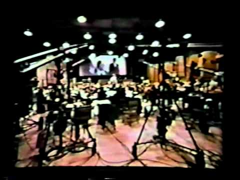 """Jerry Goldsmith - """"The Mephisto Waltz"""" -  Last Day of the Scoring Sessions"""