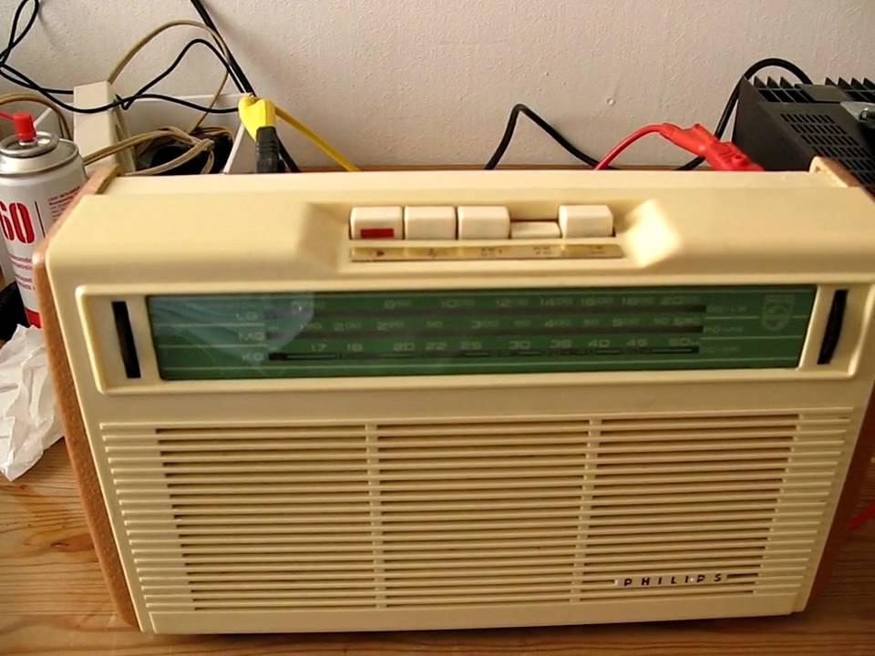 My First Transistor Radio  Philips L3x14t