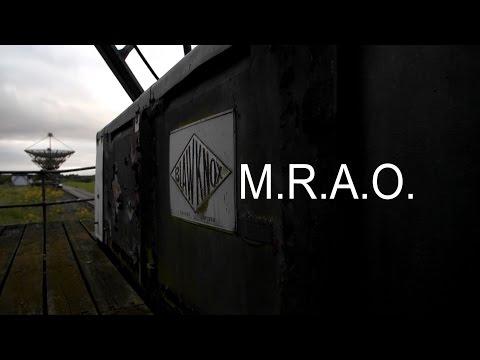 Urban Exploring: Mullard Radio Astronomy Observatory