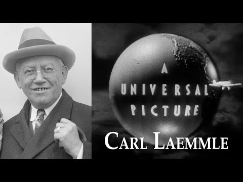 Carl Laemmle Founder Universal Pictures Studios Hollywood City - 100 Years of Universal